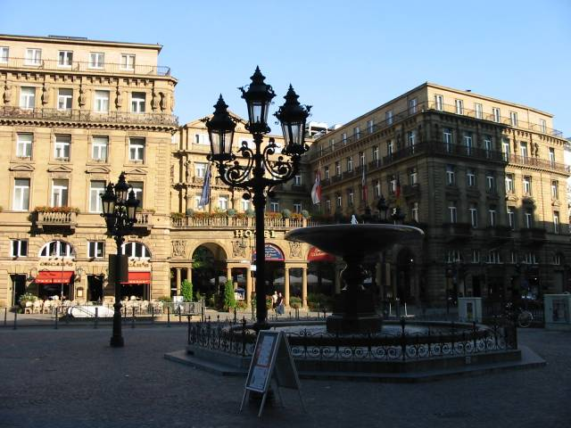 Frankfurt Hotel Nahe Zeil