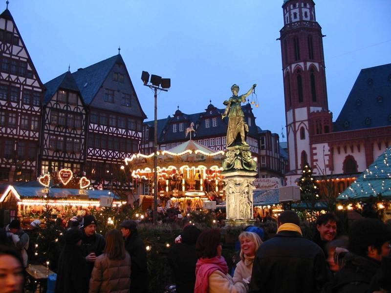 Frankfurt Hotel Nahe Weihnachtsmarkt